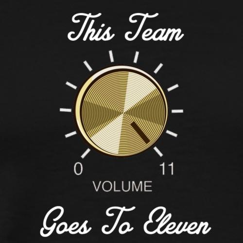 T shirt Back 11 - Men's Premium T-Shirt