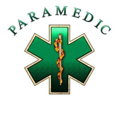 Paramedic (Emerald) - Men's Premium T-Shirt