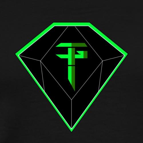 Cryztal Guard 2017 (Green) - Men's Premium T-Shirt