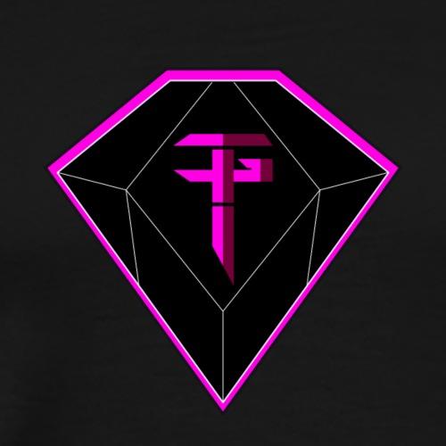 Cryztal Guard 2017 (Pink) - Men's Premium T-Shirt