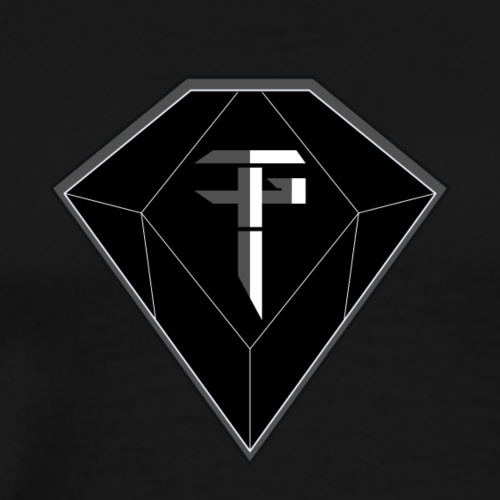 Cryztal Guard 2017 (Grey) - Men's Premium T-Shirt