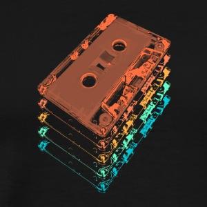 Cassette Tapes - Men's Premium T-Shirt