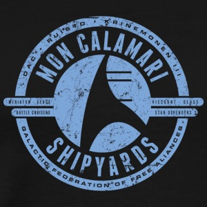 Mon Calamari Shipyards - Men's Premium T-Shirt