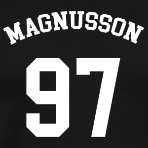 MAGNUSSON 97 - Men's Premium T-Shirt