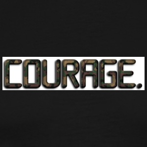 COURAGEOUS WARRIORS APPAREL - Men's Premium T-Shirt