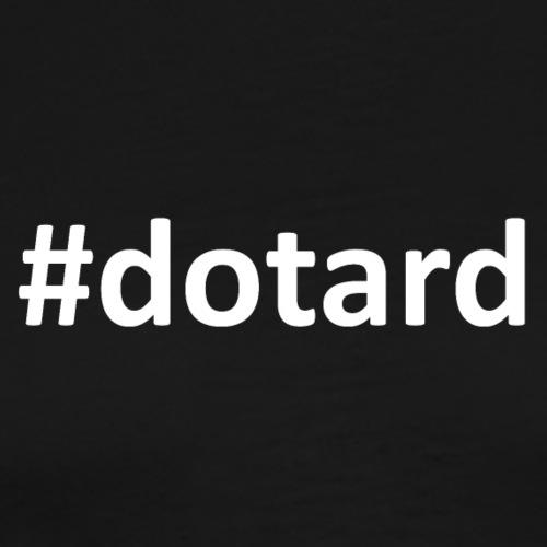 #dotard white - Men's Premium T-Shirt