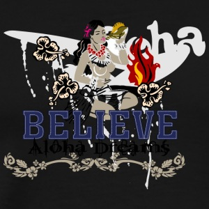 BELIVE ALOHA DREAM - Men's Premium T-Shirt
