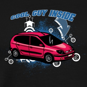 Cool_guy_inside - Men's Premium T-Shirt