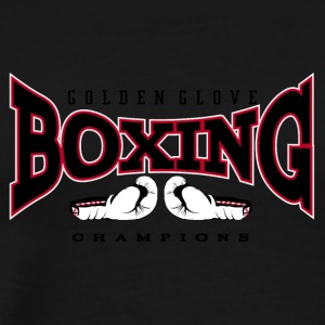 Boxing champion gloves - Men's Premium T-Shirt