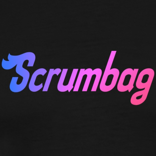Scrumbag - Ultimate Scrum gift - Men's Premium T-Shirt