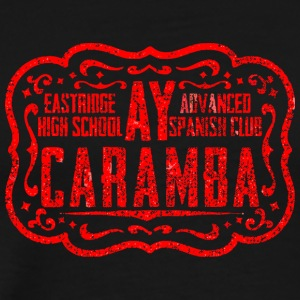 Eastridge High School Advanced Spanish Club Ay Car - Men's Premium T-Shirt