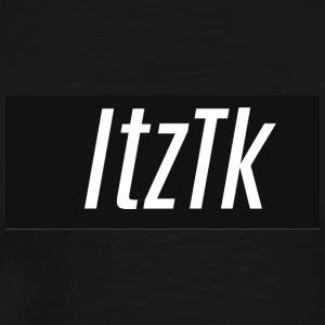 ITZTK SHIRT LOGO - Men's Premium T-Shirt