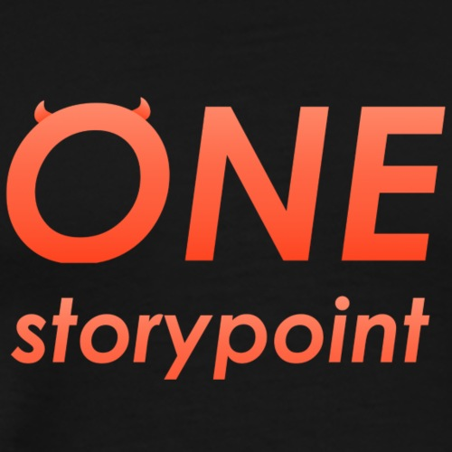 One Storypoint - Men's Premium T-Shirt