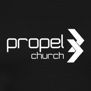 Propel Church Logo - Men's Premium T-Shirt