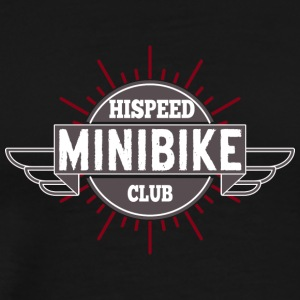 Minibike Hispeed Club - Men's Premium T-Shirt