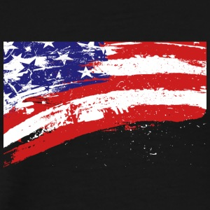 USA! USA! USA! - Men's Premium T-Shirt