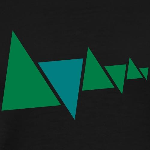 Simply Logo - Material Shirts - Men's Premium T-Shirt