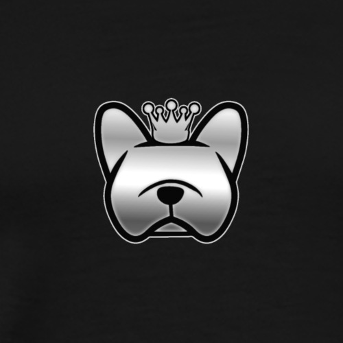 Silver Dog - Men's Premium T-Shirt