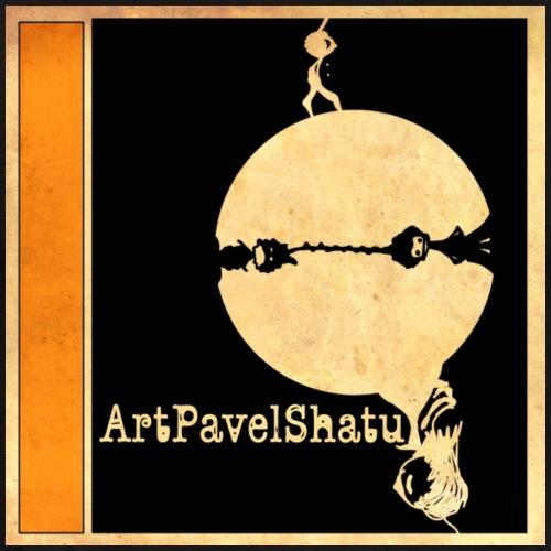 ArtPavelShatu's Logo - Men's Premium T-Shirt