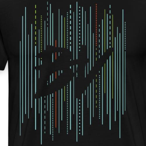 BHV Static - Men's Premium T-Shirt
