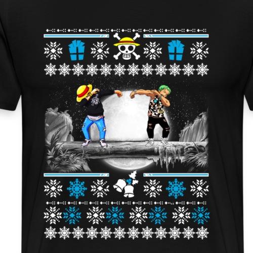 One Piece Christmas - Men's Premium T-Shirt