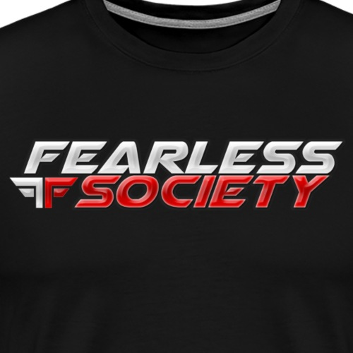 Fearless Society - Men's Premium T-Shirt