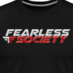 Fearless Society - Men's Premium T-Shirt