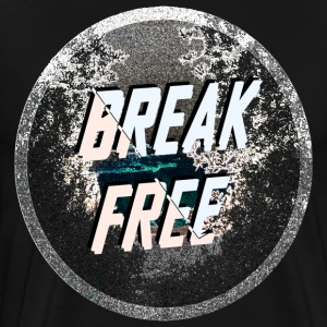 Break Free - Men's Premium T-Shirt