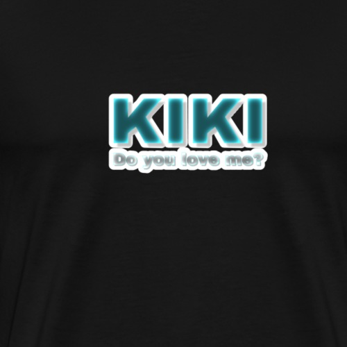 Kiki in my feelings - Men's Premium T-Shirt