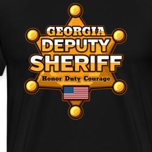 XXXX Deputy Sheriff - Men's Premium T-Shirt