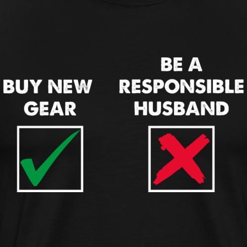 Buy new Gear! - Men's Premium T-Shirt