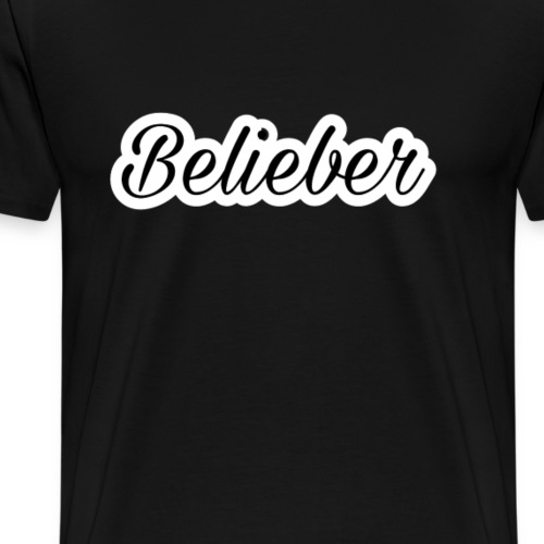 Belieber - Men's Premium T-Shirt
