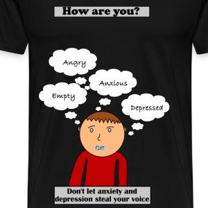 How Are You? - Men's Premium T-Shirt