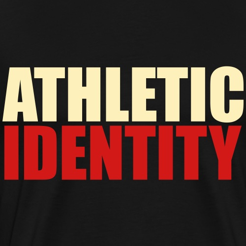 Original Athletic Identity - Men's Premium T-Shirt