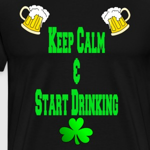 St. Patricks Day - Men's Premium T-Shirt