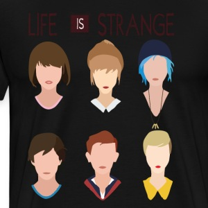 Life is strange - Men's Premium T-Shirt