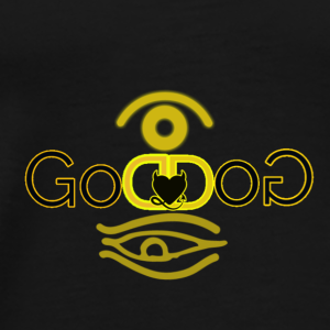 Goddog gold - Men's Premium T-Shirt