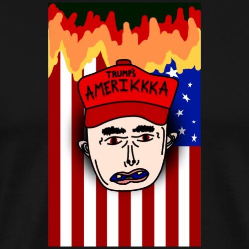 F*ck Donald Trump - Men's Premium T-Shirt