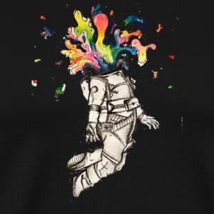 astronaut - Men's Premium T-Shirt