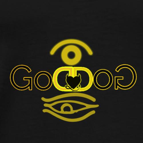 Goddog gold - Men's Premium T-Shirt