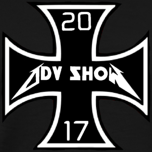 2017 DDV SHOW IRON CROSS (Limited) - Men's Premium T-Shirt