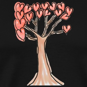 Loving Tree Isle | by Isles of Shirts - Men's Premium T-Shirt