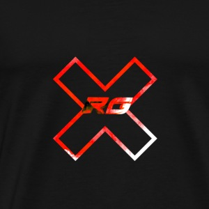 RG x red drop - Men's Premium T-Shirt