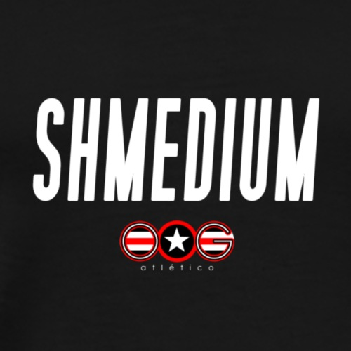 Shmedium Inverse - Men's Premium T-Shirt