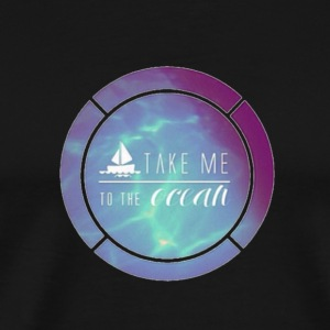 take me to the ocean - Men's Premium T-Shirt