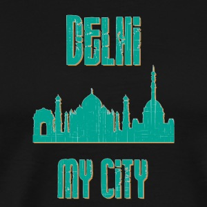 DELHI MY CITY - Men's Premium T-Shirt