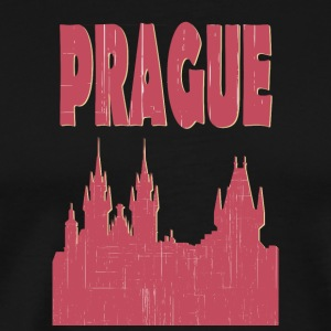 Prague City - Men's Premium T-Shirt