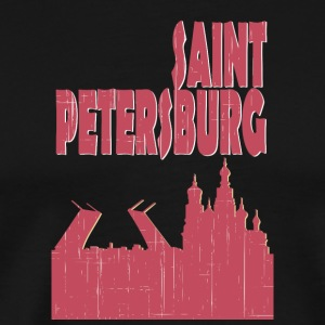 Saint Petersburg City - Men's Premium T-Shirt