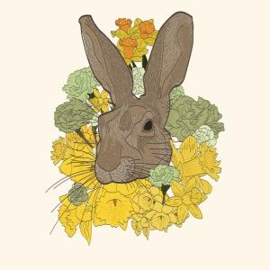 Hare Dandy - Men's Premium T-Shirt