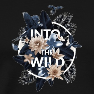 INTO THE WILD - Men's Premium T-Shirt